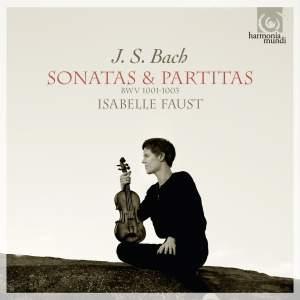 JS Bach: Sonatas & Partitas BWV1001-3
