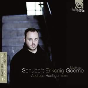 Schubert Lieder Volume 7: Erlkönig