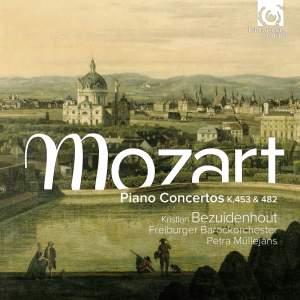 Mozart: Piano Concertos Nos. 17 & 22