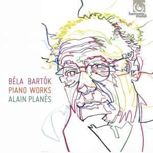 Béla Bartók : Piano Works