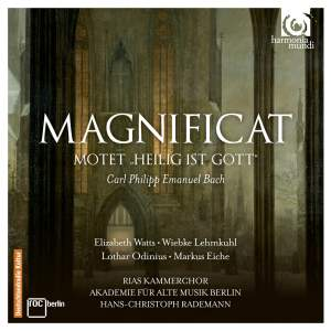CPE Bach: Magnificat Product Image