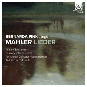 Bernarda Fink sings Mahler Lieder Product Image