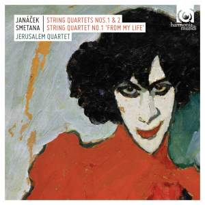 Janacek & Smetana: String Quartets