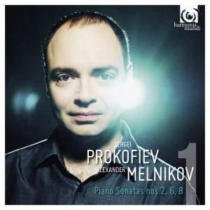 Prokofiev: Piano Sonatas Nos. 2, 6 & 8
