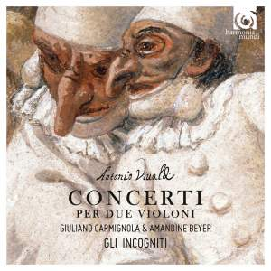 Vivaldi: Concertos for 2 violins Product Image
