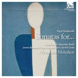 Hindemith: Sonatas for piano and….