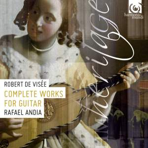 Robert de Visée: Complete Works for Guitar