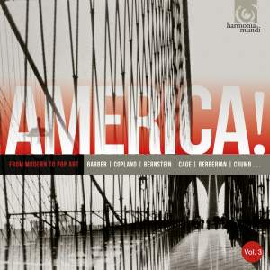 AMERICA! Volume 3: From Modern to Pop Art Product Image