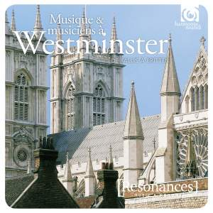 Music and musicians at Westminster Abbey