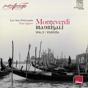 Monteverdi Madrigali Volume 3: Venezia