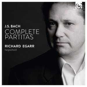 Bach, J S: Partitas Nos. 1-6, BWV825-830 Product Image