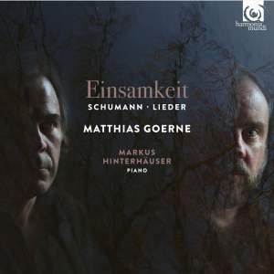 Schumann: Einsamkeit