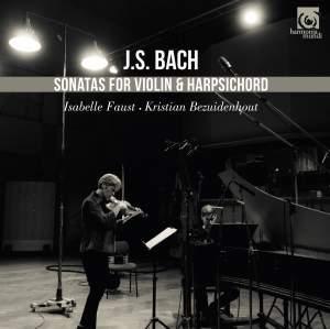 JS Bach: Sonatas for Violin & Harpsichord