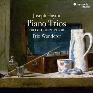 Haydn: Piano Trios Product Image
