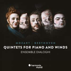 Mozart & Beethoven: Quintets Product Image