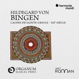Hildegard von Bingen - Laudes de sainte Ursule
