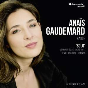 Anaïs Gaudemard: Solo Product Image
