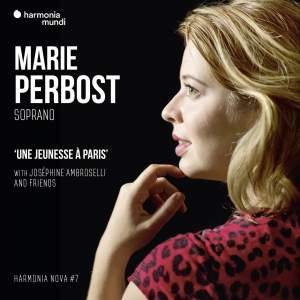 Marie Perbost: Une jeunesse à Paris Product Image