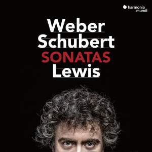 Weber & Schubert: Piano Sonatas Product Image