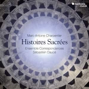 Charpentier: Histoires sacrées