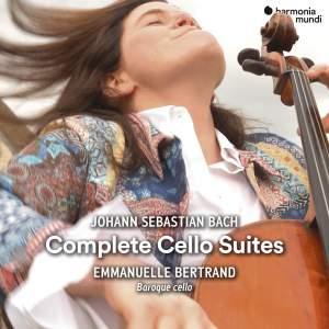 JS Bach: Complete Cello Suites Product Image