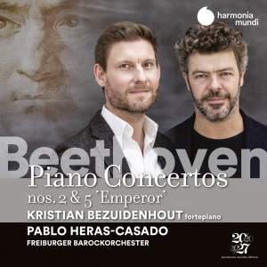 Beethoven: Piano Concertos Nos. 2 & 5 Product Image