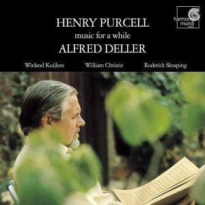 Purcell: Music for a while & O Solitude