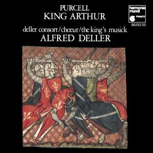 Purcell: King Arthur, Z628 Product Image