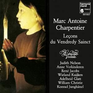 Charpentier, M-A: Leçons de Tenebres du Vendredy Sainct