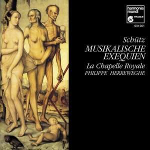 Schütz: Musikalische Exequien, SWV 279-281 (Op. 7)