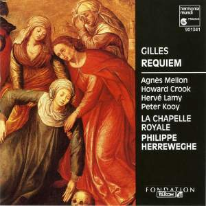 Gilles, Jean: Requiem, etc.