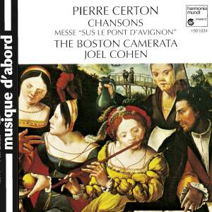 Certon: Chansons Product Image