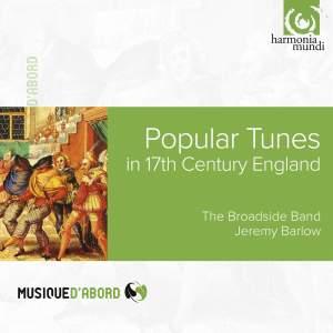 Popular 17th Century English Tunes