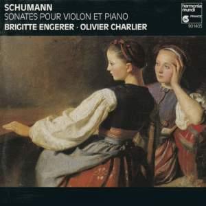 Schumann: Violin Sonatas, Op. 105 & 121