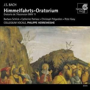 Bach, J S: Ascension Oratorio 'Lobet Gott in seinen Reichen', BWV11, etc.