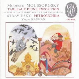 Moussorgsky: Tableaux d'une exposition