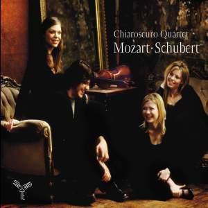 Mozart, Schubert : Quatuors