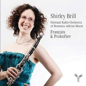 Shirley Brill plays Françaix & Prokofiev