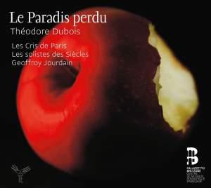 Dubois, T: Le Paradis Perdu Product Image