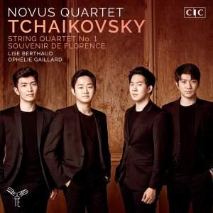 Tchaikovsky: String Quartet & Souvenir de Florence Product Image