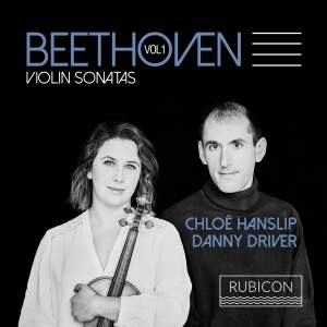Beethoven: Violin Sonatas Vol. 1 Product Image