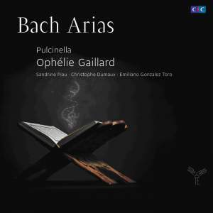 JS Bach: Arias with piccolo cello