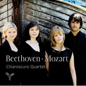 Chiaroscuro Quartet play Beethoven & Mozart Product Image