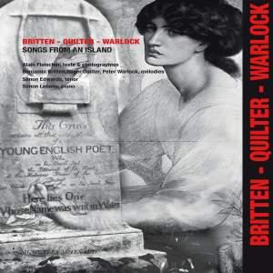Britten, Quilter, Warlock: Songs from an Island