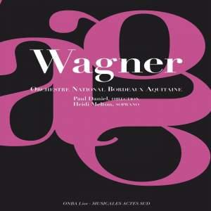 Wagner: Arias & excerpts from Tannhäuser, Tristan & Götterdämmerung Product Image
