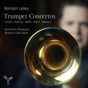 Trumpet Concertos: Romain Leleu