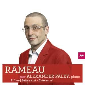 Rameau: Nouvelles Suites de Pièces de Clavecin: Livre II Product Image