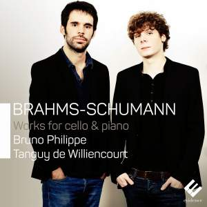 Brahms & Schumann: Works for cello & piano