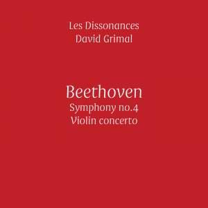 Beethoven: Symphony No. 4 & Violin Concerto