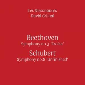 Beethoven: Symphony No. 3 & Schubert: Symphony No. 8